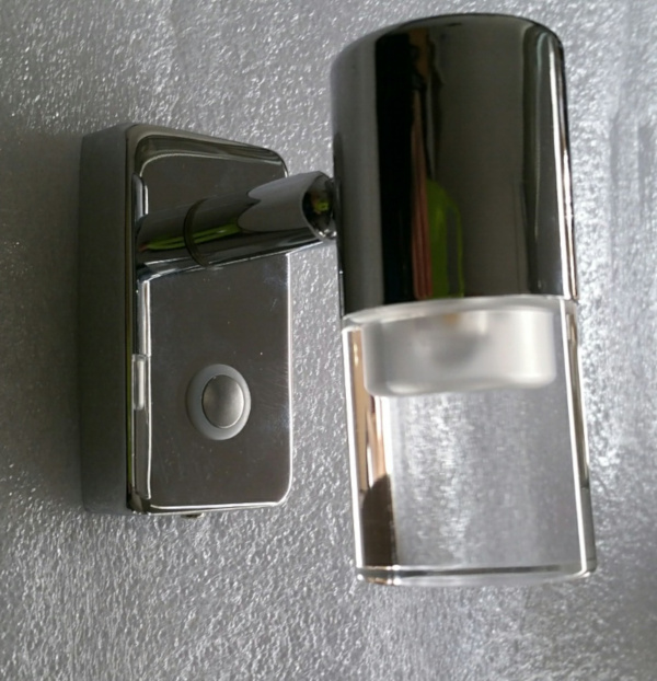 LOWVOLT - USB Spot 12- 24 VDC  BOOT/AUTO/Camping